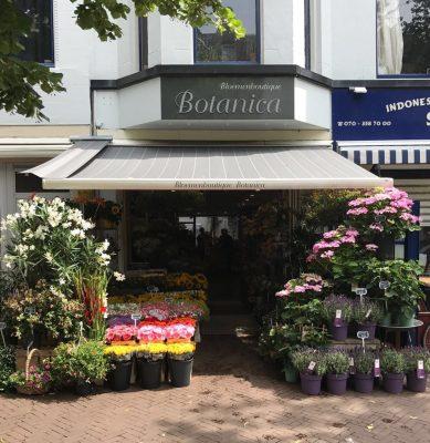 Botanica bloemen voorkant