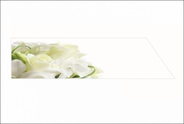 Blanco kaartje